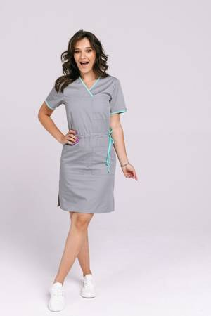 Sukienka medyczna BLANKA